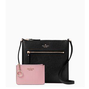 Kate Spade Laurel Way Bitsy Pink Cardholder Wallet